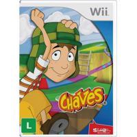 Jogo Chaves Para Nintendo Wii