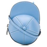 Jw Anderson Cap Crossbody Bag - Azul
