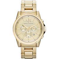 add86f2e50a ... Relógio Armani Exchange Analógico Ax2099 4Dn Masculino - Masculino -Dourado