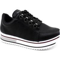 Sneaker Ramarim - Feminino-Preto