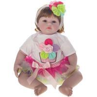 Boneca Laura Doll Baby - Flora - Shiny Toys