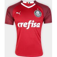 Camisa De Goleiro Palmeiras Iii 19/20 S/N° - Torcedor Puma Masculina - Masculino