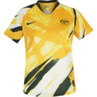 Camisa Austrália I 2019 Nike - Feminina - Verde
