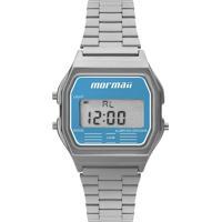 Relógio Mormaii Digital Maui Vintage Mojh02Az3A Prata