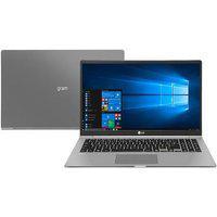 Notebook Lg Gram, Intel Core I7-8550U, 8Gb, Ssd 256Gb, Windows 10 Home, 15.6´, Titânio 15Z980-G.Bh72P1