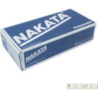 Terminal De Direção - Nakata - Uno/Elba/Premio 1992 Até 1996 - Direita E Esquerda - Direção Mecânica - Cada (Unidade) - N6012