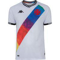 Camisa Do Vasco Da Gama Kombat 21 Kappa - Masculina