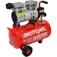 Compressor De Ar Motomil, 1 Hp, Monofásico - Cms5/24L