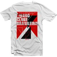 Camiseta São Amado Clube Brasileiro Masculina - Masculino