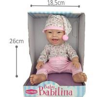 Boneca Baby Babilina Soninho – Bambola