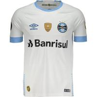 Camisa Umbro Grêmio Ii 2018 Nº 10 Libertadores Jogador