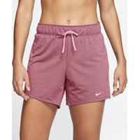 Short Nike Dry Attk 2.0 Tr5 Feminino - Feminino-Off White+Rosa