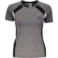 2b4d000eb6 Netshoes  Camisa Atlético Mineiro Frey Feminina - Feminino
