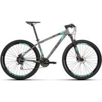 Bicicleta Sense Fun 2020 Aqua 24 Marchas Freios Hidraulicos Aro 29 - Unissex