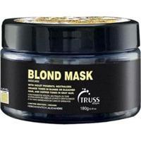 Máscara Truss Blond Alexandre Herchcovitch 180G - Feminino-Incolor