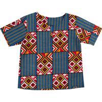 Blusa Hype Kids Bata Infantil Africana Sudão