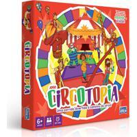 Jogo De Tabuleiro - Circotopia - Toyster