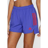 Short Adidas Performance Condivo 21 Azul/Vermelho