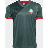 51c308a9a9 Netshoes  Camisa Retrô Cruzeiro Palestra Itália Masculina - Masculino