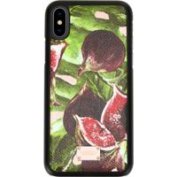Dolce & Gabbana Capa Para Iphone X - Verde