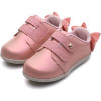 Tênis Pimpolho Infantil Glitter Rosa