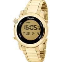 Relógio Champion Digital Feminino Ch48126G