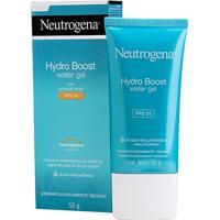 Gel Hidratante Facial Neutrogena Hydro Boost Water Gel Fps 25 55G - Unissex-Incolor