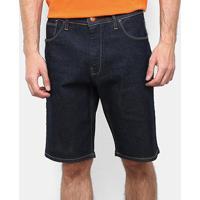 Bermuda Jeans Ecko Lisa Masculina - Masculino-Jeans