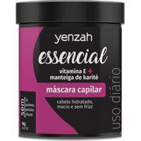 Yenzah Essencial - Máscara De Hidratação 1Kg - Unissex-Incolor