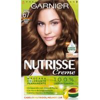 Tintura Garnier Nutrisse Kit Creme Cor 67 Chocolate