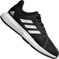 Tênis Adidas Courtjam Bounce - Masculino - Preto/Preto