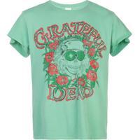 Madeworn Camiseta Grateful Dead - Verde