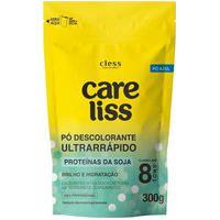 Pó Descolorante Care Liss Proteínas De Soja Com 300G 300G
