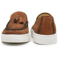 Sapato Masculino Couro Bambulim Marrom