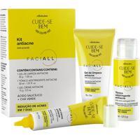 Kit Cuide-Se Bem Faciall Antiacne