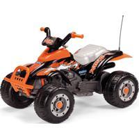 Quadriciclo Corral T-Rex Arancio 12V Peg Pérego