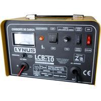 Carregador De Bateria Lynus Lcb-10 / 10 Amperes - 12/24