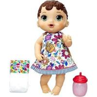 Boneca Baby Alive Hora Do Xixi Com Acessórios - Unissex-Incolor