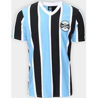 Camisa Grêmio Réplica 1991 Masculina - Masculino