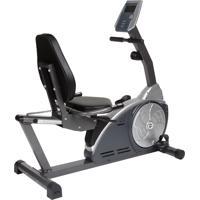 Bicicleta Horizontal Magnética 8 Níveis Platinum - Oneal T0804P