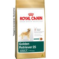 Ração Royal Canin Golden Retriever 25 Adult 12 Kg