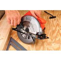 "Serra Circular 7 1/4"" (184Mm) 1.400W 127V Cs1004Br Black+Decker"