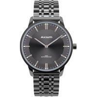 Relógio Akium Feminino Aço Preto - Tmg7132B
