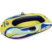 Bote Inflável Mormaii Lip - Amarelo/ Azul