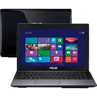 "Notebook Asus X45C-Vx083H - Intel Core I3-2328M - Ram 4Gb - Hd 500Gb - Led 14"" - Windows 8"