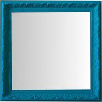 Espelho Moldura Rococó Raso 16247 Anis Art Shop