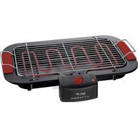Churrasqueira Elétrica Mr Cheff Com Regulagem De Altura E Temperatura Preta - Agratto