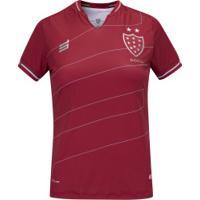 Camisa Do América-Mg Iii 2019 Sparta - Feminina - Vinho