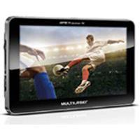 Gps Multilaser Tracker Tv Lcd Com Tela Touch De 7, Radio Fm, Tts E E-Book - Gp038