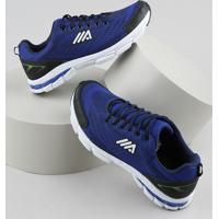 Tênis Masculino Esportivo Ace Running Azul Royal